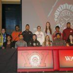 Collegiate Signing Day: Wayne Warriors