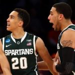 Alumni: Travis Trice, Michigan State in Elite 8