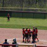 Wayne High School Softball Varsity falls to Teays Valley High School 1-6