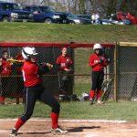 Wayne High School Softball Varsity falls to Sidney High School 3-6