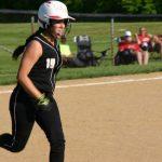 Wayne High School Softball Varsity falls to Centerville High School 1-4
