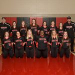 4/24/2017 Lady Warriors Varsity Softball defeat Fairmont 4-2