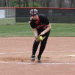 4/13/2017 Lady Warriors Blow out Sidney 11-3