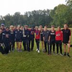 XC – Boys 2nd, Girls 3rd at Fairborn Invite