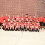 Wayne 8th Grade Football beat Xenia Warner Middle School 62-8