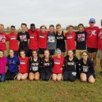 XC Competes at Districts