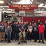 Bowling: Thank you to Huber Hts Police & Fire