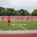 8/29/18 Girls Soccer vs Lebanon, By Student Photographer Allyson Hook