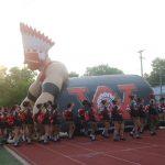 8/31/18 Football vs COF Academy, By Student-Photographer Jalynn Wade