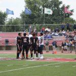 9/7/18 Football vs Archbishop Hoban, By Student-Photographer Parker Belcher