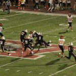 Warrior Football Defeats Beavercreek In Homecoming Game