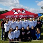 XC at Districts; Houk advances to Regionals