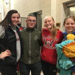 Wayne Swimming Girls Took 1st!