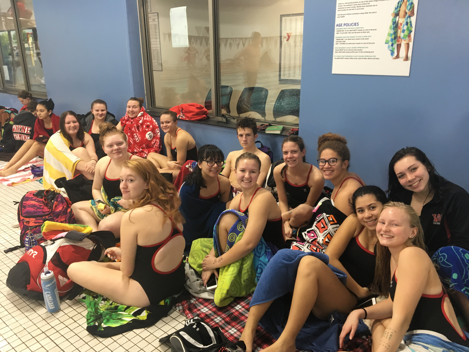 Sycamore High School Tri-Meet Results
