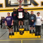 Wrestling: 3 Wrestlers Advance to Districts!