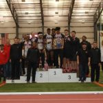 STATE CHAMPS! Boys Indoor Track