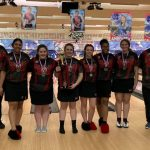 2019 Wayne Lady Bowling Districts