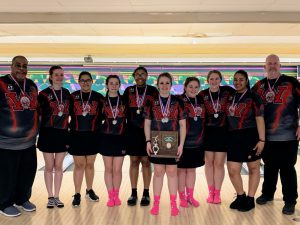 2019 Wayne Lady Bowling Districts