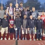 Boys Track – Regional co-Champs!