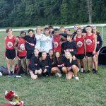 XC Boys – 2nd; Girls – 4th at Fairborn Invitational