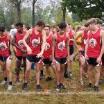 XC Boys Place 3rd at Ohio Caverns