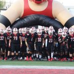 Varsity Football Heads to Lebanon
