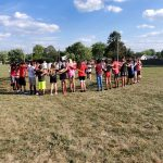 XC Team visits Warriors on the Run at Valley Forge