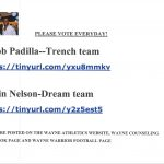 Please Vote EVERYDAY for Padilla and Nelson