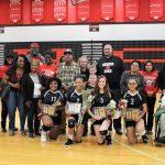 Seniors Night:  Volleyball!!  Class of 2020