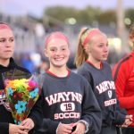 2019 Senior Night:  Girls Soccer (10/12/19)