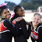 Freshmen Football Cheerleaders (10/10/19)