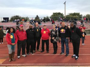 Hall of Fame Night @ WHS vs Springfield (10/25/19)