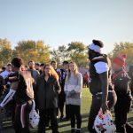 Senior Night:  Cheer & Football Team (11/1/19)