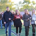 Senior Night: Band & Warriorettes (Part 1)