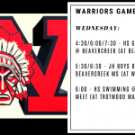 Warriors Game Day – Dec. 4