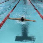 Morgan Fernandez Breaks School Record