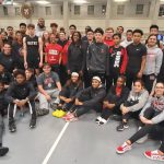 Indoor Track Competes at Capital