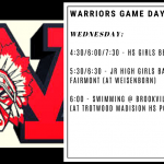 Warriors Game Day – Jan. 22