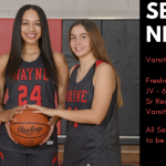 Girls Basketball Senior Night