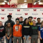 Ten Seniors Celebrate Signing Day