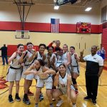 JH Girls Basketball – Great Season!