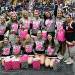 """Wayne Competition Cheer """"Cheer for a Cure"""""""