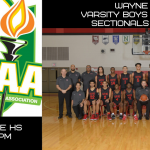 Boys Basketball Sectional Action