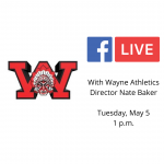 Athletics Facebook Live – May 5