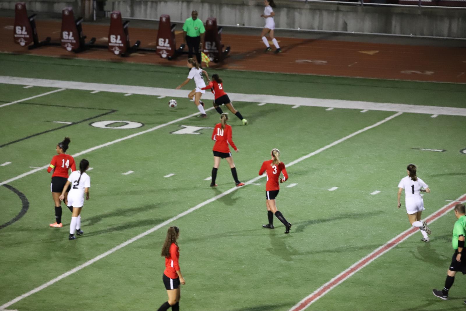 Varsity Soccer!