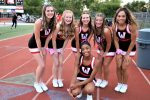 Football Varsity Cheer (10/9/20)