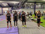 Wayne Indoor teams Victorious at Logan HS track meet