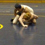 Angelo Robles Advances to Semi-State Wrestling