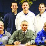 Hawks' Jackson takes linebacking skills to Indiana State