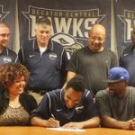 Anthony Johnson Signs with D1 Northern Colorado